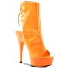 DELIGHT-1018UV Neon Orange Patent